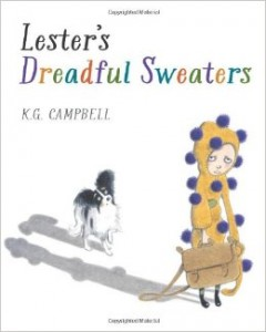 Book Cover Lester's Dreadful Sweaters