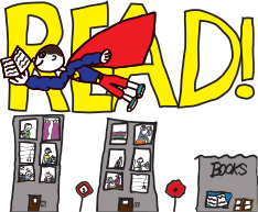 BookSpring readathon Be A Book Hero