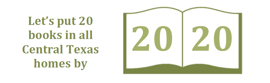 20 books by 2020