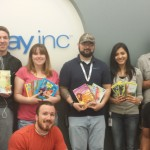 Book drives give back to your host city