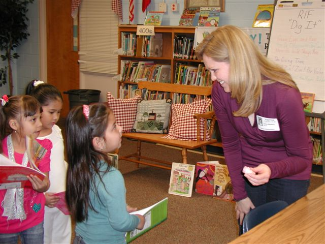 Junior League of Austin helps BookSpring Launch children into a World of Reading