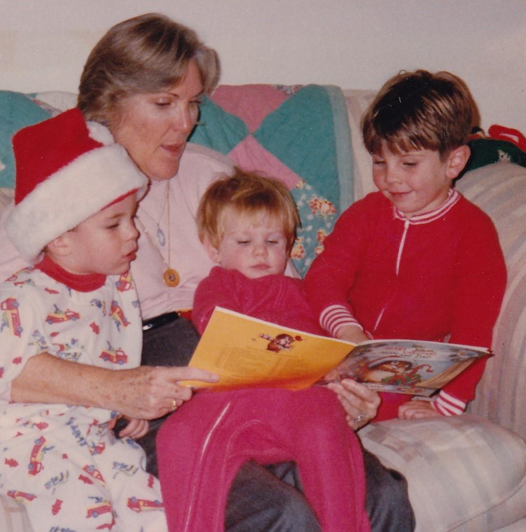 Grandparents Instill Love of Reading