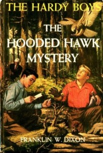 Hardy boys cover The Hooded Hawk Mystery