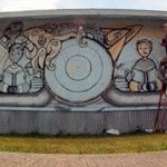 World of Reading literacy mural unveiling in northeast Austin