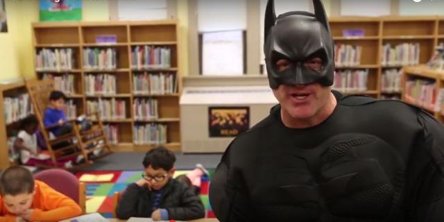 batman read a thon