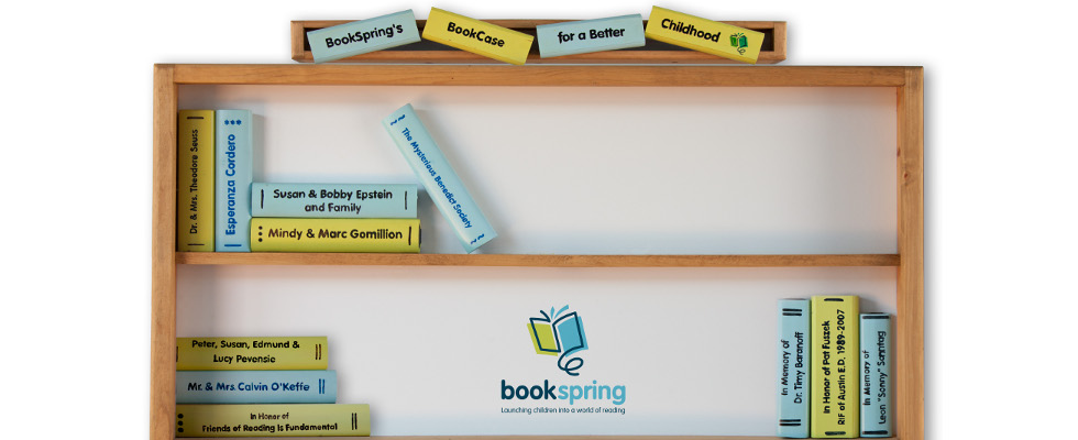 BookCase for a Better Childhood image