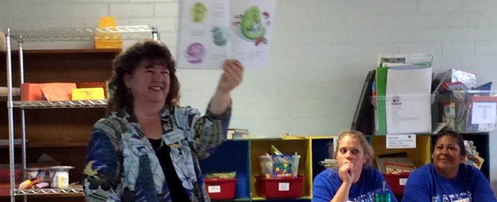 Parent Book Club Training
