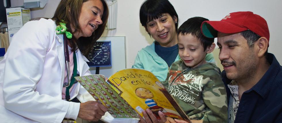 Pediatric Literacy