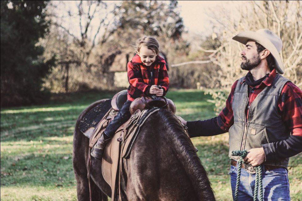 Montar a caballo mejora las habilidades de lectura
