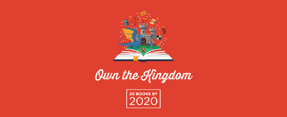 Spotted the 20 books by 2020 CapMetro Ad – Now what?