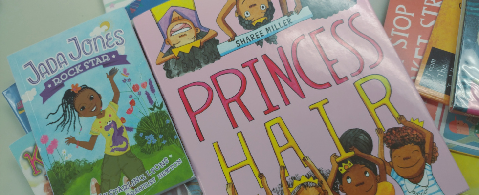 Celebrating diversity with children's books