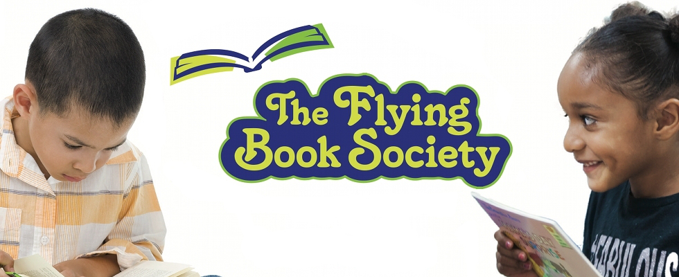 Flying Book Society Sustianing giving