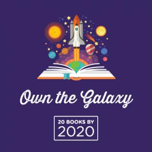 Read a book, own the galaxy