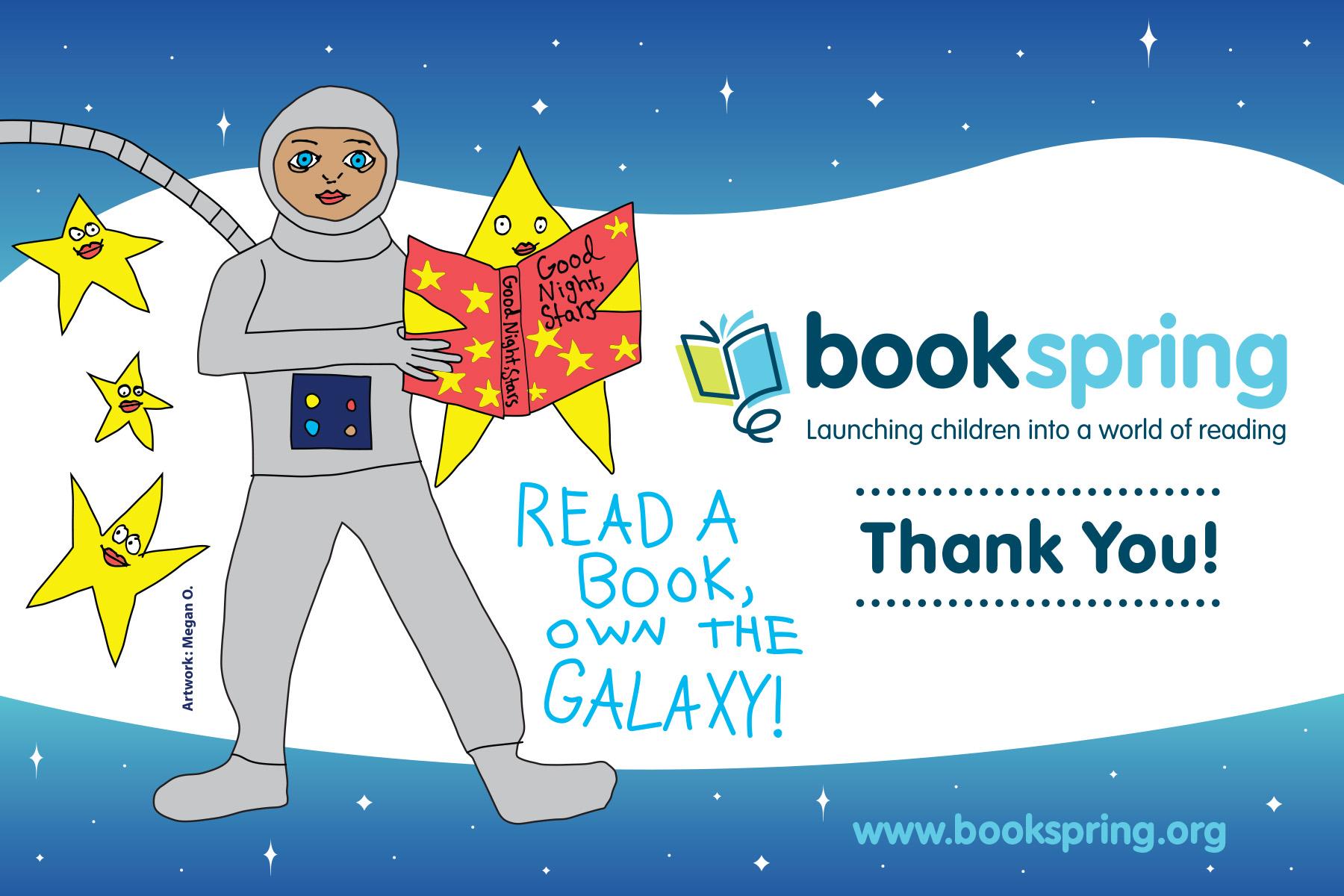 2020 Readathon:  Read a Book, Own the Galaxy!
