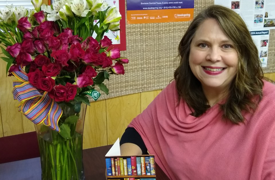 Executive Director Celebrates Five-Year Anniversary