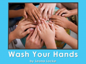 Unite for Literacy Wash Your Hands Digital Book