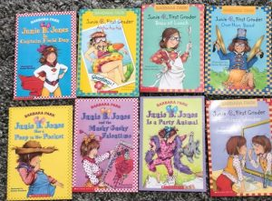 "Serie ""Must Read"": Junie B. Jones"