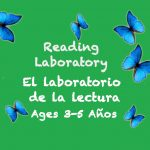 Reading Laboratory for 3 to 5 year olds