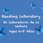 Reading Laboratory for 6 to 8 years old