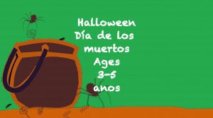 Halloween PDF downloadable books for 3-5