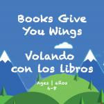 Los libros te dan alas