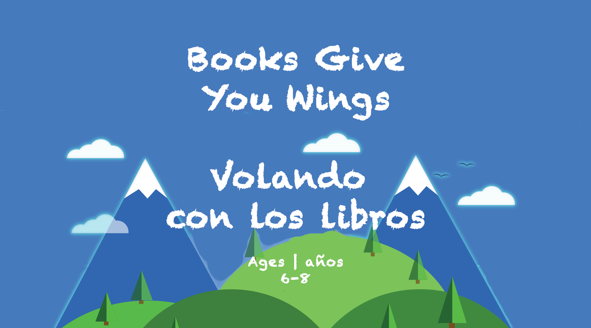 Books Give You Wings
