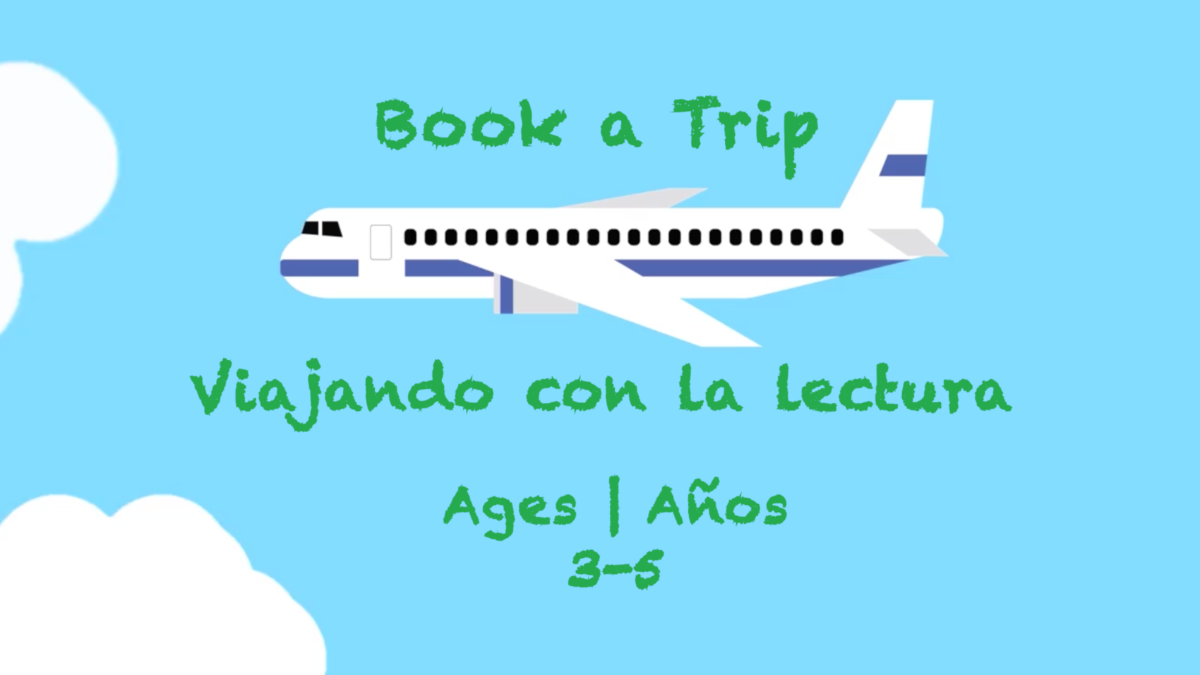 Weekly Themes 25 Book a Trip 3-5 years