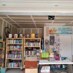 Ms. Martin's Lending Library in Del Valle