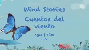 Semana 31 Historias del viento Tarjeta de 6 a 8 años