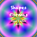 Week 33 Shapes Card Ages 6-8