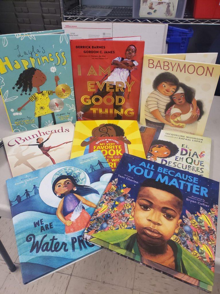 Donate Diverse Books