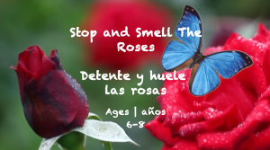 Weekly Themes 34 Smell the Roses Card Ages 6-8 (1)