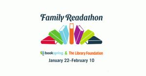 2021 Maratón de lectura en familia