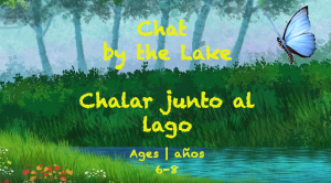 Week 45 Chat by the Lake Card Ages 6-8