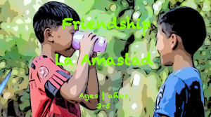 Friends Card Ages 3-5