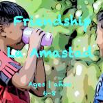 Week 46 Friendship Card Ages 6-8