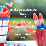 Weekly Themes #47 Independence Day | Día de la Independencia for 3-5 year olds