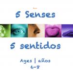 Week 5 senses Ages 6-8