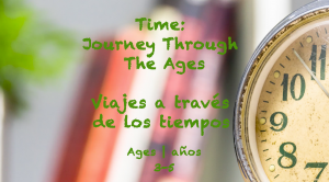 Weekly Themes #50 Time 3-5 2021