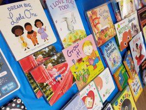 Open Book literacy program